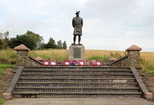 Dundee, Black Watch memorial, Angus © Bob Embleton